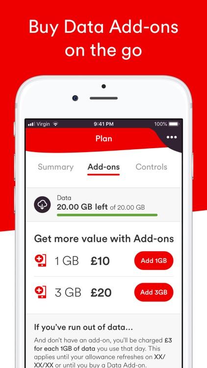 Virgin Mobile Account screenshot-4