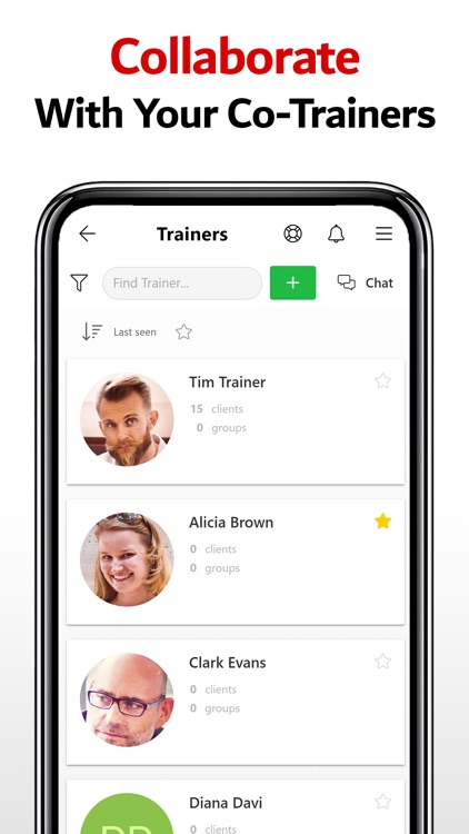 Trainero for Personal Trainers screenshot-6