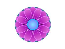 Flower-Stickers