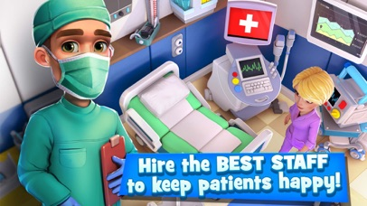 Dream Hospital: Doctor Game app image