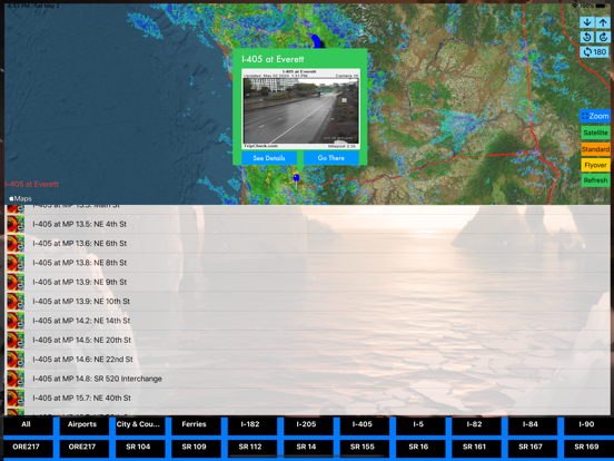 Traffic Camera Washington Lite screenshot 9