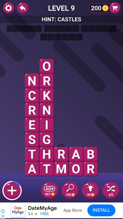 Smart word puzzles screenshot-6