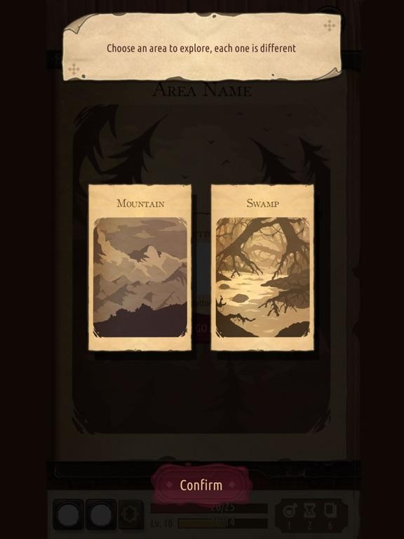 Spellsword Cards: Origins screenshot 13