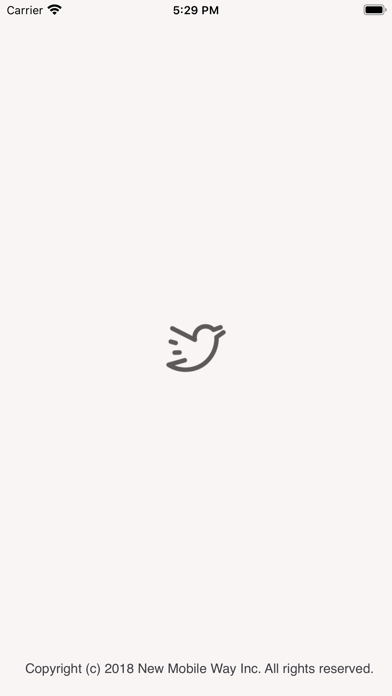Simple T for Twitter screenshot1