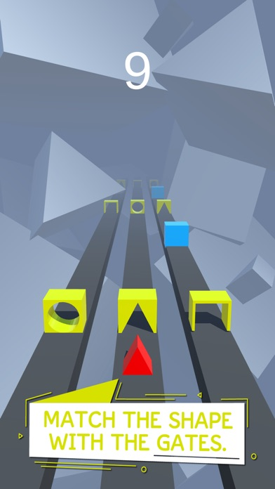 Race Road: Color Ball Star 3D 1.0 IOS