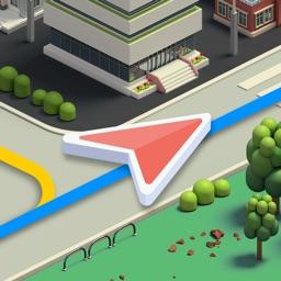 Karta GPS - Cartes hors-ligne