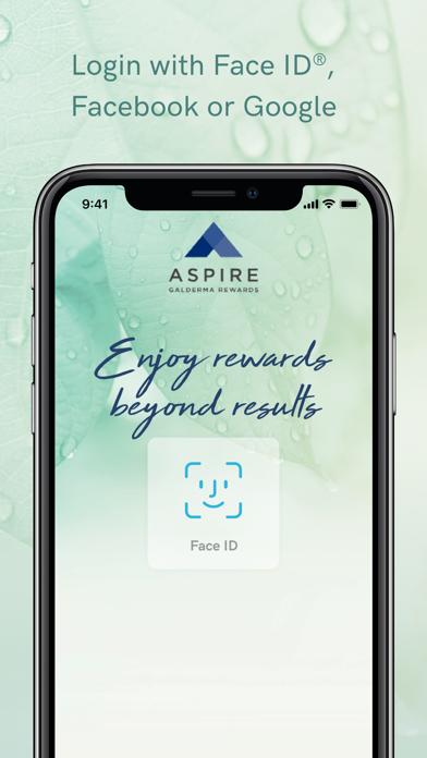ASPIRE Galderma RewardsScreenshot of 3