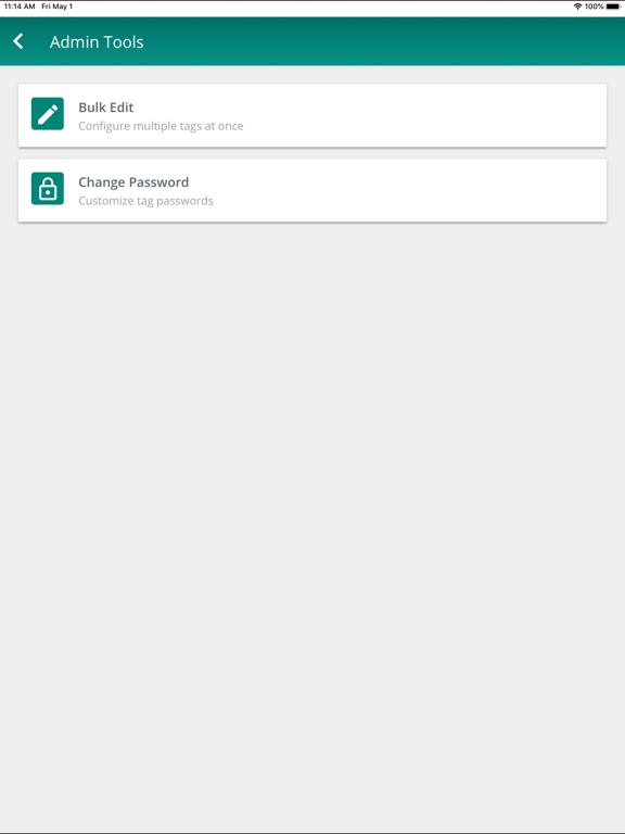 Tag Configuration screenshot 8