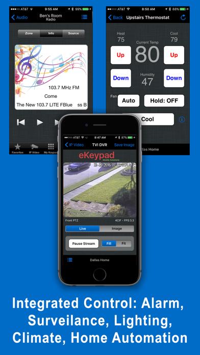 Ekeypad Pro review screenshots