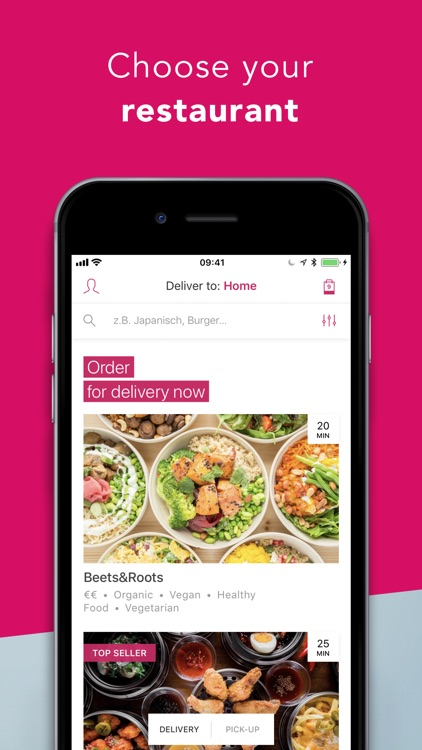 foodora - Local Food Delivery screenshot-0