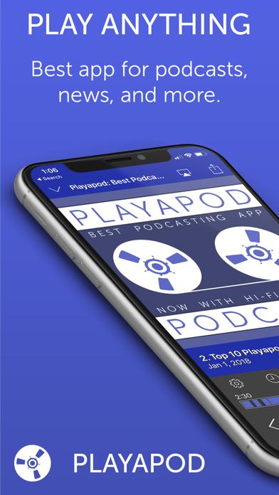 Playapod screenshot 1