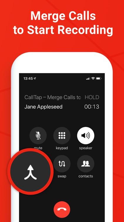 CallTap Record Phone Calls screenshot-4