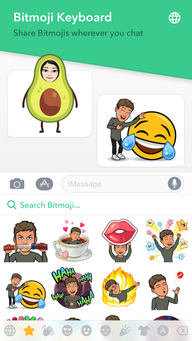 download Bitmoji apps 4