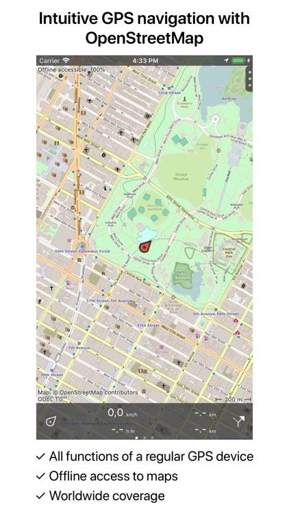 Topo GPS World