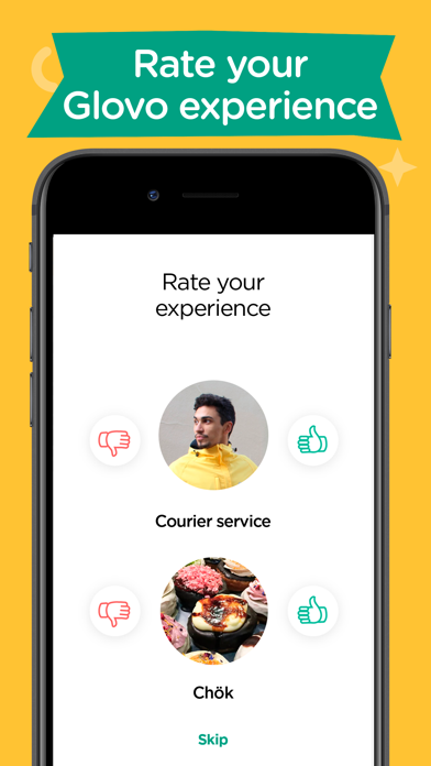 download Glovo-More Than Food Delivery indir ücretsiz - windows 8 , 7 veya 10 and Mac Download now