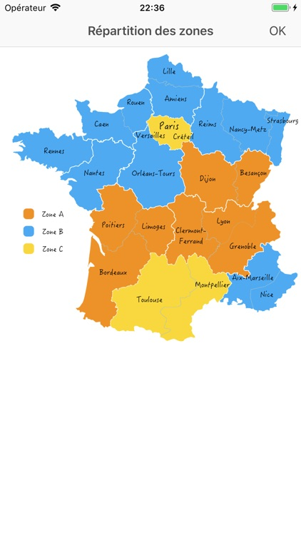 France Agenda screenshot-8