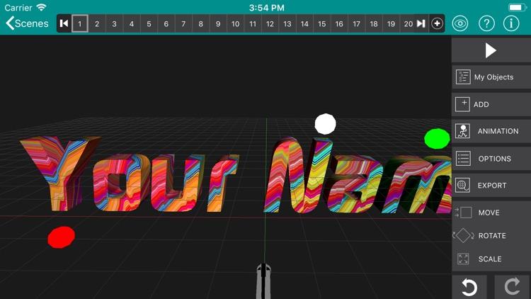 Iyan 3D - 3D Animation tool
