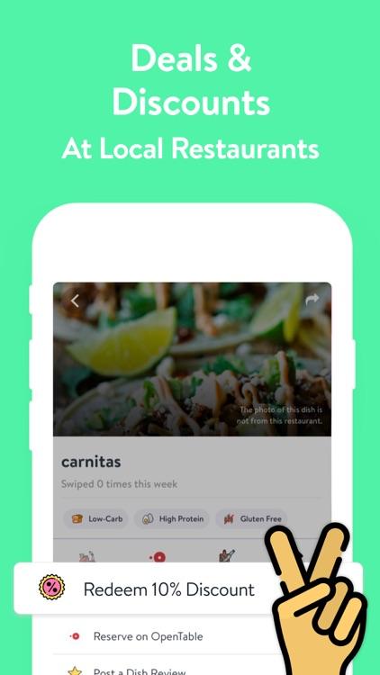 HowUdish: Food, Friends, Dates screenshot-8