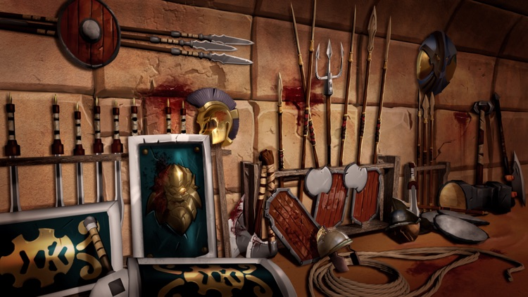 Gladiator Heroes screenshot-7