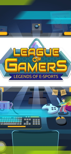 League of Gamers: Games Tycoon on the App Store