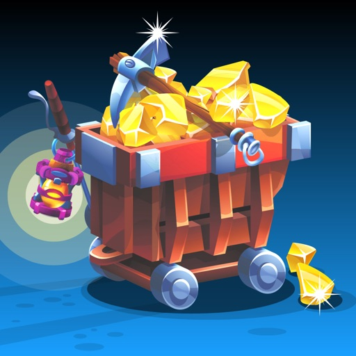 GoldMiner - Match3Tycoon icon