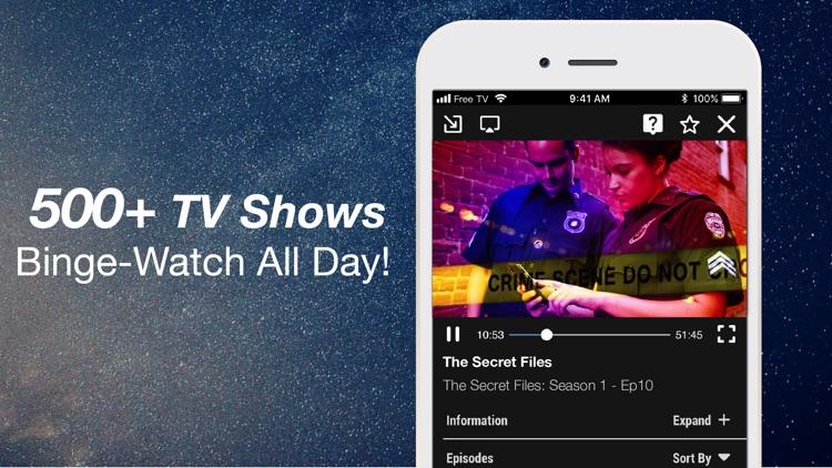 Unlimited TV:News & TV Shows screenshot-4
