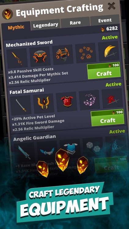 Tap Titans 2-Heroes Adventure screenshot-4