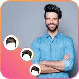 Man Hairstyle - Photo Editor