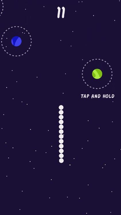 Orbit Snake screenshot-0