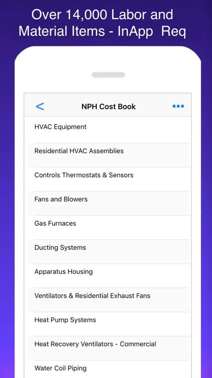 HVAC Pro Invoices & Estimates