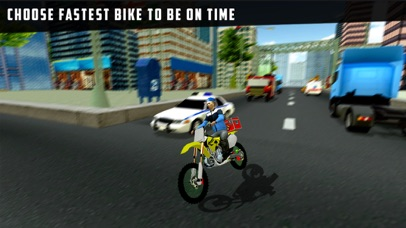 City Courier Moto Delivery screenshot 6
