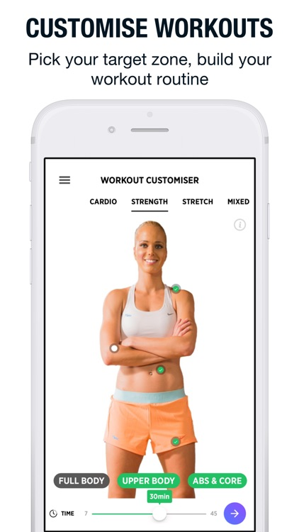 Fitwell Personal Fitness Coach screenshot-4