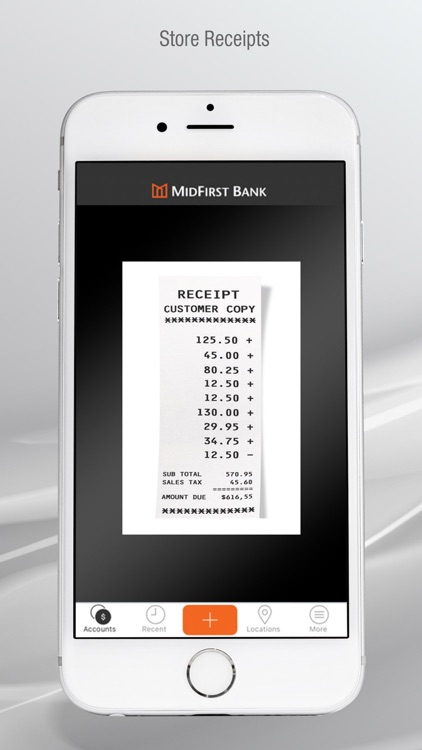 MidFirst Bank Mobile screenshot-8