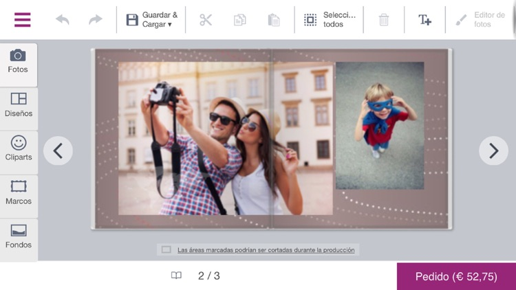 myFUJIFILM.es screenshot-3