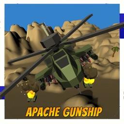 Apache Gunship 1988