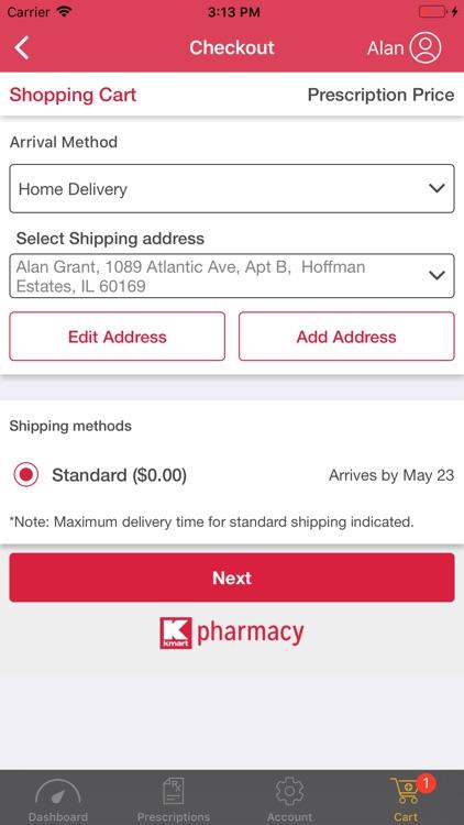Kmart Pharmacy App for iPhone screenshot-4