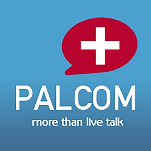 オンライン介護の映像会話システム「パルコム」