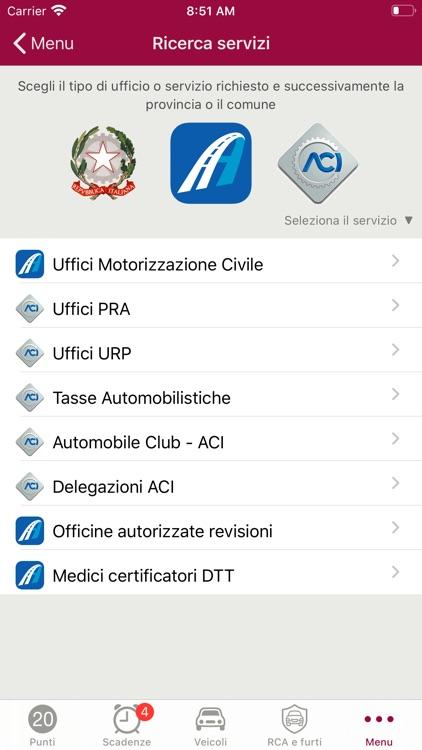 Punti Patente screenshot-5