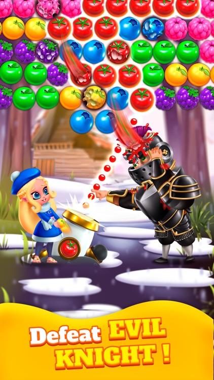 Princess Pop - Bubble Games screenshot-4