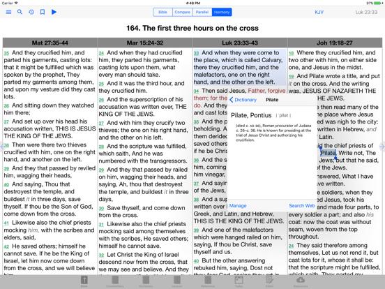 e-Sword HD: Bible Study to Goのおすすめ画像5