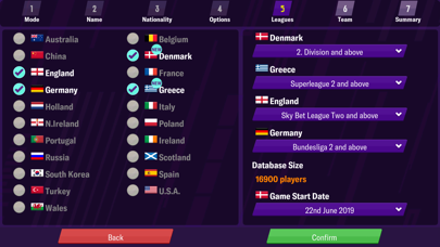 Football Manager 2020 Mobile screenshot #2