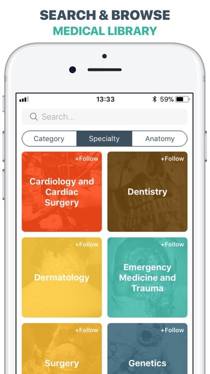 MEDizzy - Medical Community screenshot-7