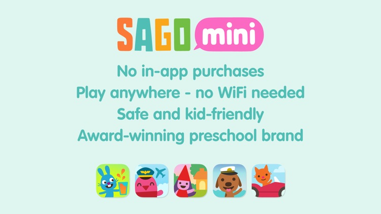 Sago Mini Airport screenshot-6