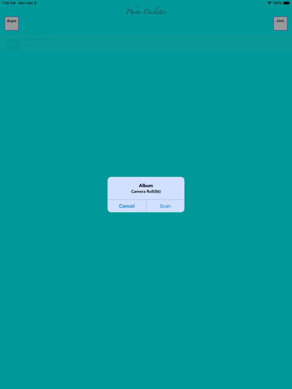 Photo Declutter screenshot #1