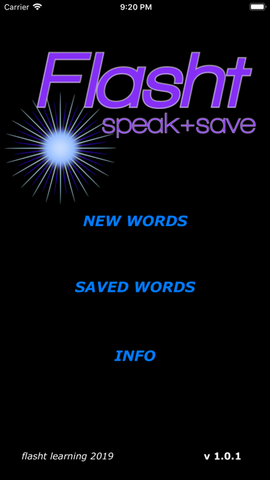 点击获取Flasht Speak+Save