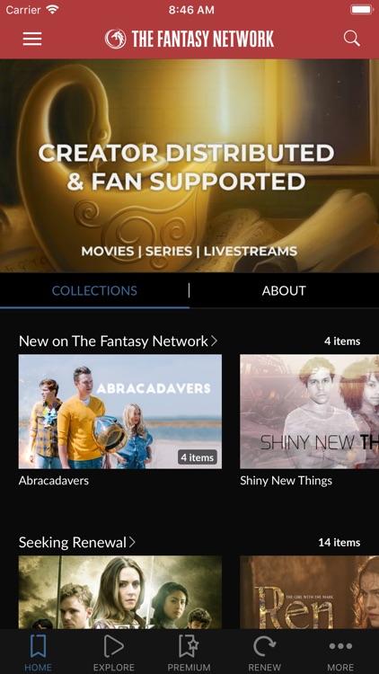 The Fantasy Network