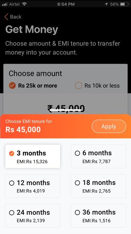 MoneyTap - Loan & Credit Card