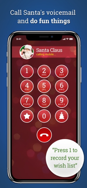 Message from Santa! on the App Store