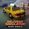 Open World Delivery Simulator