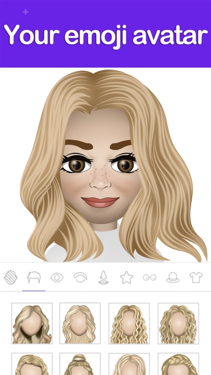 Moji Edit- Emoji Yourself screenshot-0